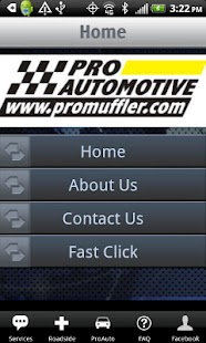 PRO AUTO CENTER- screenshot thumbnail