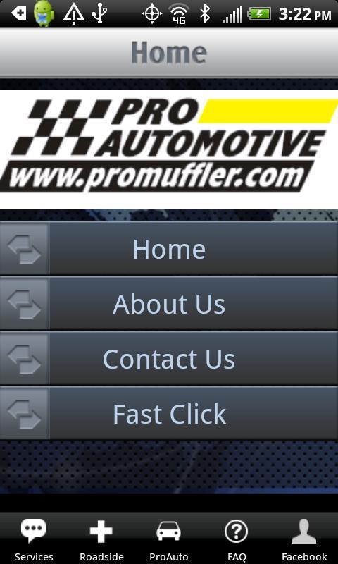 PRO AUTO CENTER- screenshot