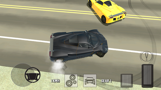 Luxury Car Driving 3D - screenshot thumbnail