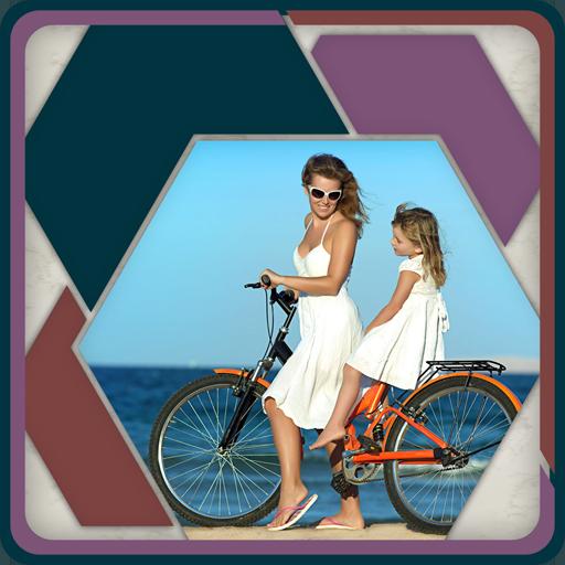 HexSaw - Spin LOGO-APP點子