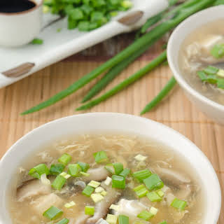 Ginger Chicken Soup.