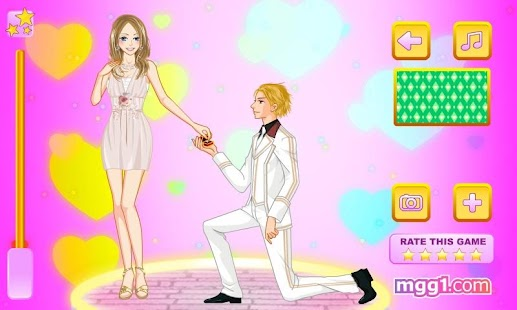 Engagement Party Dress Up - screenshot thumbnail