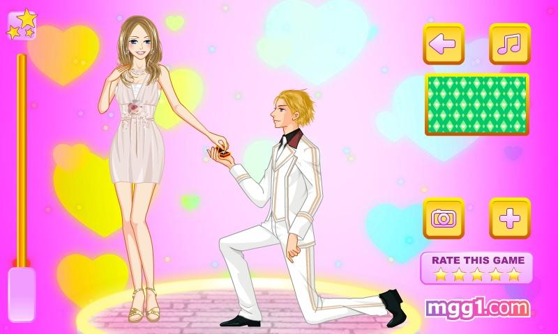 Engagement Party Dress Up - screenshot