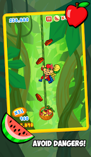 Fruit Monkeys Free- screenshot thumbnail