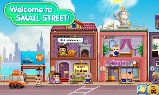 SMALL STREET v1.4.1 {Mod}