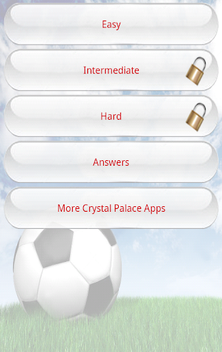 Crystal Palace Quiz