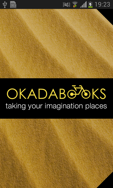 Read African Books: Okadabooks - screenshot