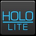 GOWidget Theme Holo Blue Free icon