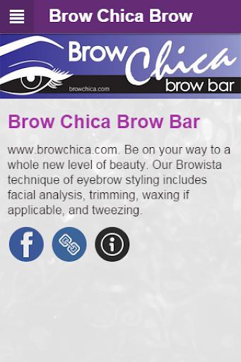 Brow Chica Brow Bar