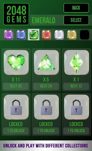 2048 Gems 1.1.6 screenshots 2
