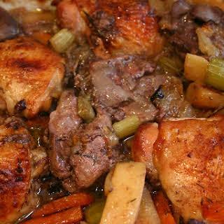 Chicken Liver Stew Recipes.