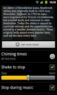 玩個人化App|Stanbrook Abbey for Chime Time免費|APP試玩