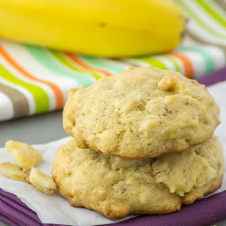 Banana Nut Bread Cookies
