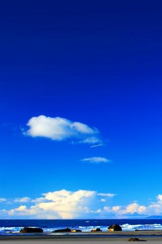 Sky and Clouds Live Wallpaper - screenshot