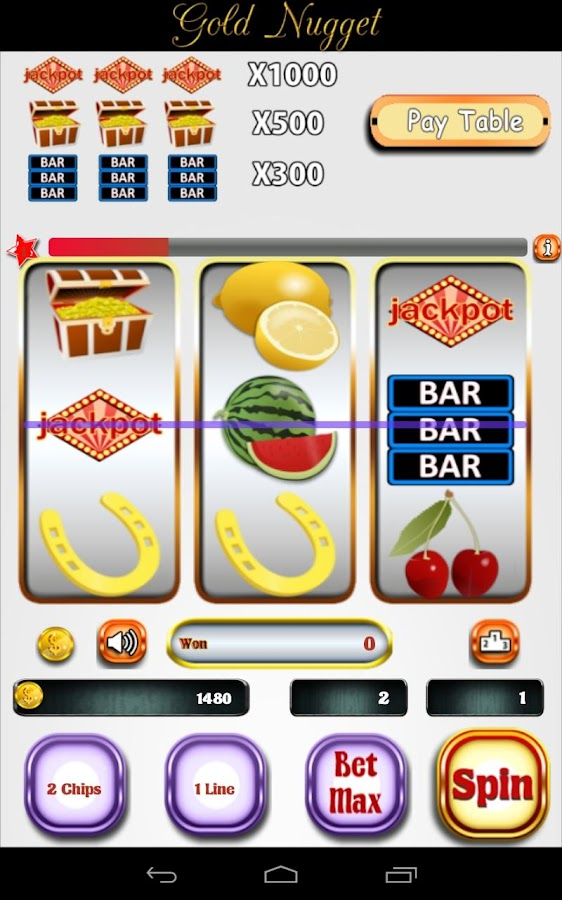 golden nugget online casino sizzling games