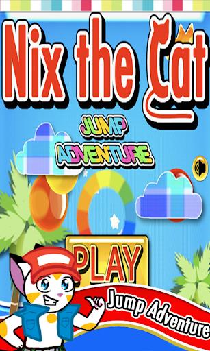 Nix the Cat: Jump Adventure