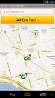 Screenshot of Go-Taxi - tap the app and go!
