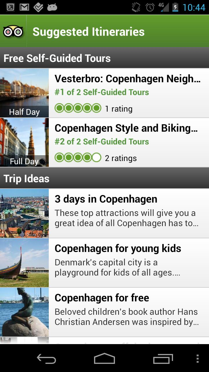 Copenhagen City Guide screenshot #4
