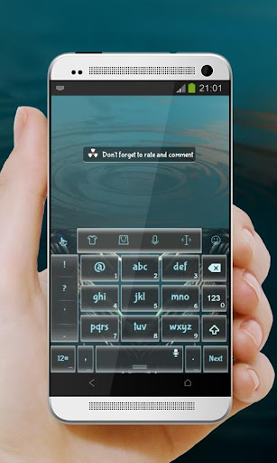 玩個人化App|大洋恐怖 TouchPal Theme免費|APP試玩