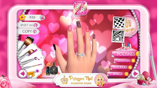 Princess Nail Makeover Salon- screenshot thumbnail