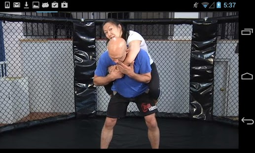 BigStrong 11, No Gi Takedowns- screenshot thumbnail