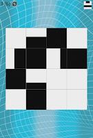 Screenshot of Tile Cross Puzzle