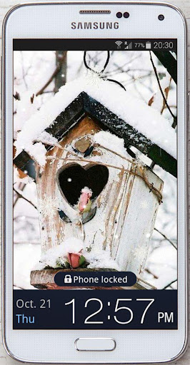 Winter Pictures live wallpaper