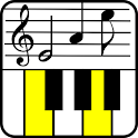 Act Piano:notation,midi,score logo