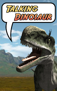 Talking Dinosaur Free
