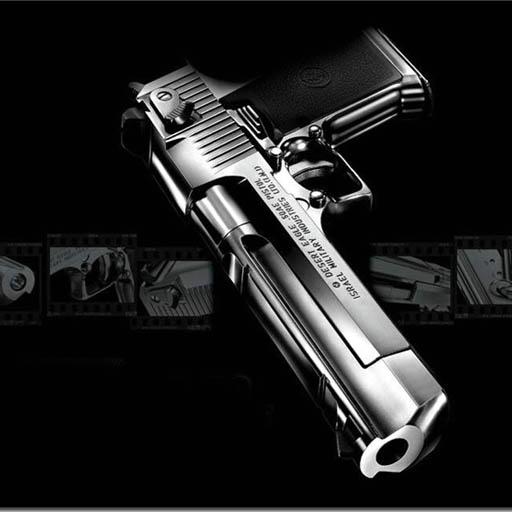 HD Gun Wallpaper