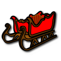 Santa's Magic Sleigh FREE icon