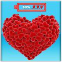 Valentine Battery Widget FREE