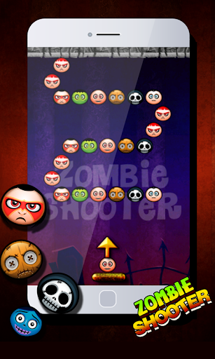 Bubble Shooter Zombies