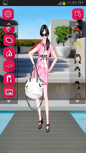 Dress Up for Chic Girl