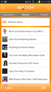 Sporcle - screenshot thumbnail
