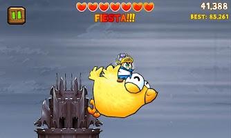 Screenshot of Super Knights