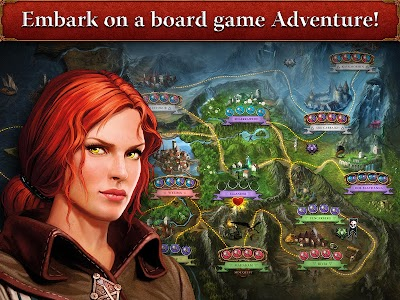 The Witcher Adventure Game v1.2.2