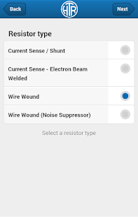 HTR Resistor Finder- screenshot thumbnail