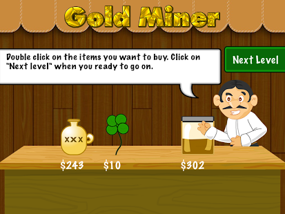 Gold Miner - screenshot thumbnail