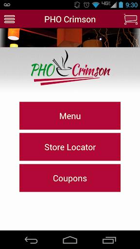 PHO-Crimson