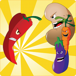 Invasion of the Veggies for PC and MAC