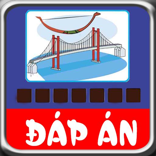 Dap An Bat Chu - Moi Nhat 娛樂 LOGO-阿達玩APP