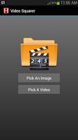 Screenshot of Video Squarer
