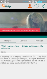 Mclip – Xem, tải Video- screenshot thumbnail