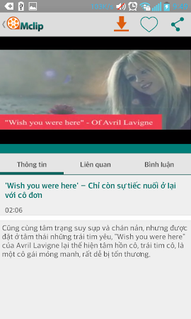 Mclip – Xem, tải Video Viettel 2.3 screenshot 334458