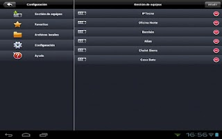 Screenshot of Pegaso HD Lite