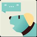 강아지의 감정 icon