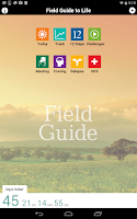 Screenshot of Field Guide to Life