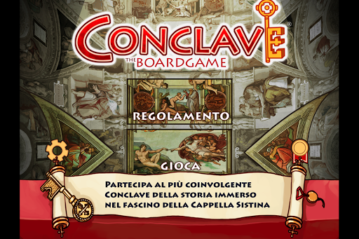 Conclave: the boardgame