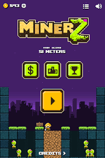 Miner Z Screenshot 1